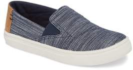 Toms Luca Basket Weave Slip-On