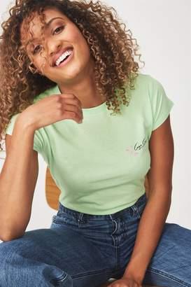 Cotton On Tbar Rachael Graphic Tee Shirt