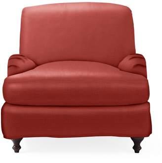 Serena & Lily Miramar Chair – Slipcovered