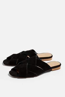 Topshop HOP Flat Sandals