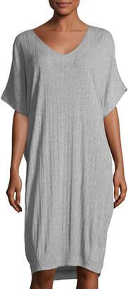 Neiman Marcus Skin Verona Cap Sleeve Caftan