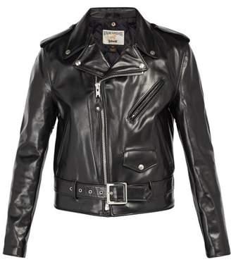 Schott Perfecto Leather Jacket - Mens - Black