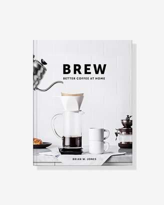 Express W&P Brew Book