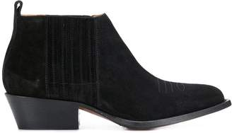 Buttero slip-on ankle boots