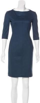 Diane von Furstenberg Wool Thandi Dress