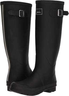 Joules Tall Field Welly Women's Rain Boots