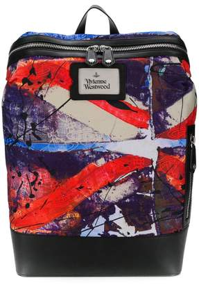 Vivienne Westwood Union Jack backpack