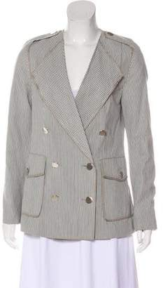 3.1 Phillip Lim Pinstripe Double-Breasted Blazer w/ Tags