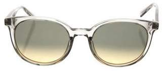 Celine Gradient Wayfarer Sunglasses Grey Gradient Wayfarer Sunglasses