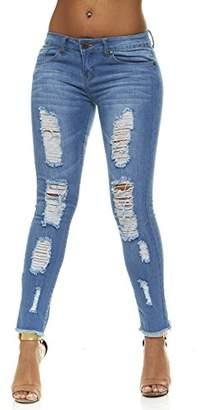V.I.P.Jeans Women's Extra Stretch