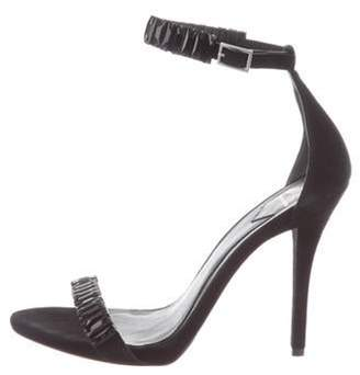 Brian Atwood Ciara Embellished Sandals Black Ciara Embellished Sandals