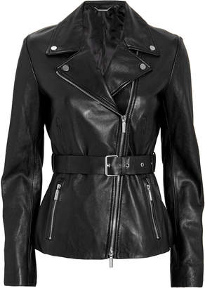 Jonathan Simkhai Biker Leather Jacket