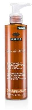 Nuxe NEW Reve De Miel Face Cleansing & Makeup Removing 200ml Womens Skin Care