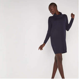 Joe Fresh Women's Merino Wool Cowl Dress