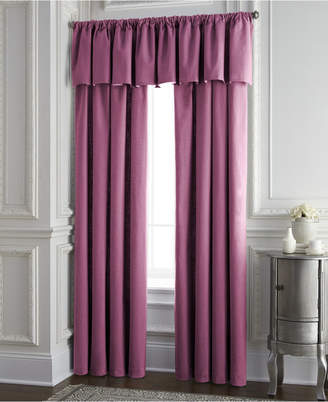 Colcha Linens Cambric Berry Tailored Valance Bedding