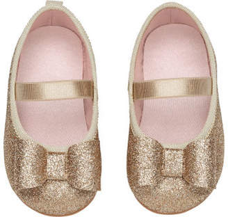 H&M Ballet pumps - Gold