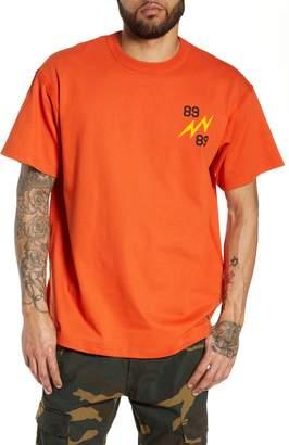 Carhartt Work In Progress WIP Lightning Graphic T-Shirt