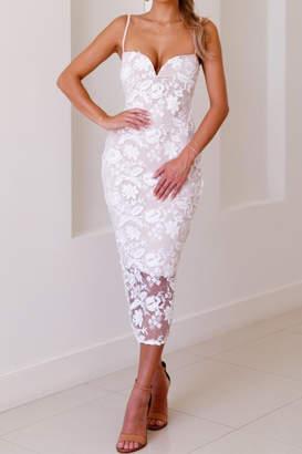 Nookie Lucia Midi Dress