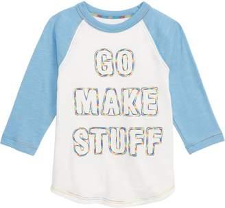 J.Crew crewcuts by x Kid Made Modern Go Make Stuff T-Shirt