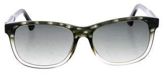 Balenciaga Gradient Wayfarer Sunglasses