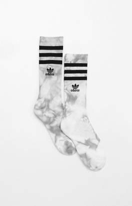 adidas Tie-Dye Roller Single Crew Socks