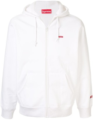 Supreme windstopper zip up hoodie
