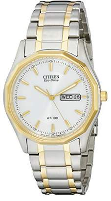 Citizen Men's Eco-Drive Sport Watch with Day/Date