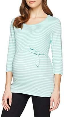 Esprit Women's Nursing Ss Yd Maternity T-Shirt,14 (Manufacturer Size: L)