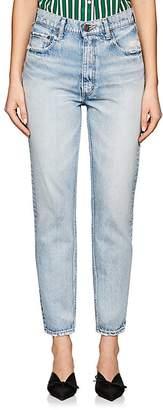 Moussy Women's Glen Distressed Skinny Jeans