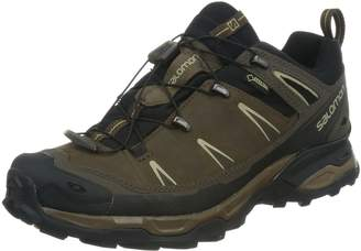 Salomon Men's X Ultra Ltr Gtx Hiking Shoe, /Black/Navajo, 10.5 M US