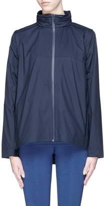 PHVLO Convertible puffed sleeve rainproof jacket
