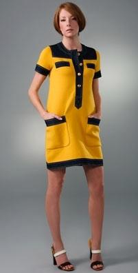 Marc by Marc Jacobs Indigo Sweater Dress