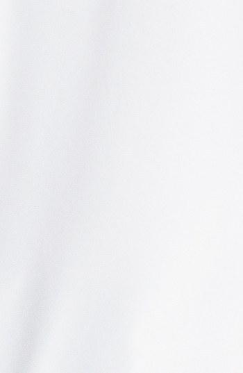 DKNY DKNYC Asymmetrical Sleeveless Blouse (Plus Size)