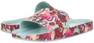 Mini Melissa Mel Beach Slide 3DB Girl's Shoes