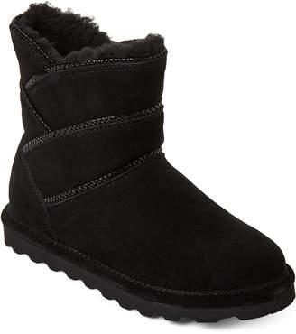 BearPaw Black Angela Boots
