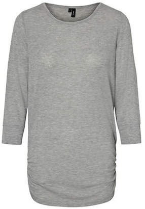 Vero Moda Honey Life Quarter-Sleeve Top