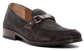 Frye Jefferson Ring Keeper Suede Loafer