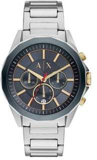 Armani Exchange Quartz Chronograph Drexler Watch