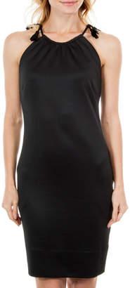 Gretchen Scott Tassel Tie Dress