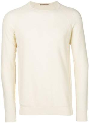 Nuur classic long-sleeve sweater