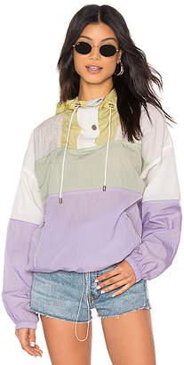 ASTR the Label Sawyer Windbreaker Jacket