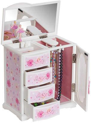 Co FINE JEWELRY Mele & Kelly Ballerina Girls Jewelry Box
