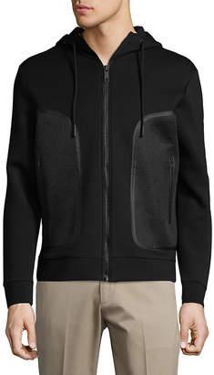 Antony Morato Fleece Hooded Jacket