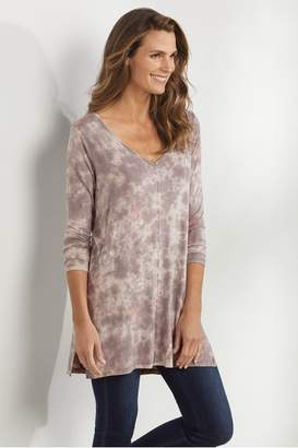 Soft Surroundings Skye Tie-Dye Tunic