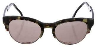 Stella McCartney Tortoiseshell Tinted Sunglasses