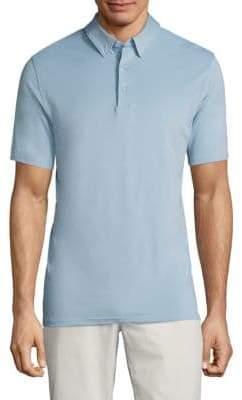 AG Jeans Tarrant Solid Polo