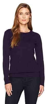 Amazon Essentials Women's 100% Cashmere Crewneck Sweater