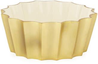 "Marigold Artisans Fluted 8"" Bowl"