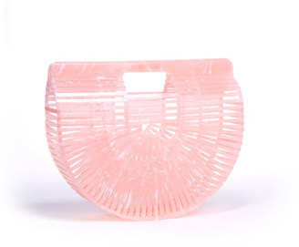 Cult Gaia Ark Small Acrylic Clutch Bag