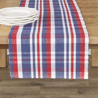 Birch Lane American Plaid Runner